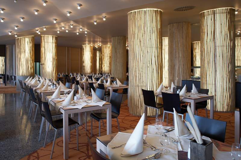 Wellness hotel Sotelia****Superior, restaurace